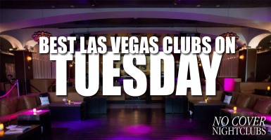 Las Vegas Tuesday Nightclubs