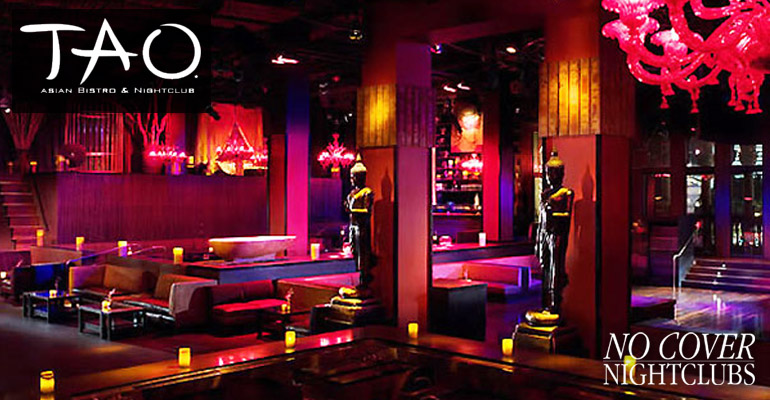 Tao Nightclub Table Service Bottle Pricing Amp Reservations