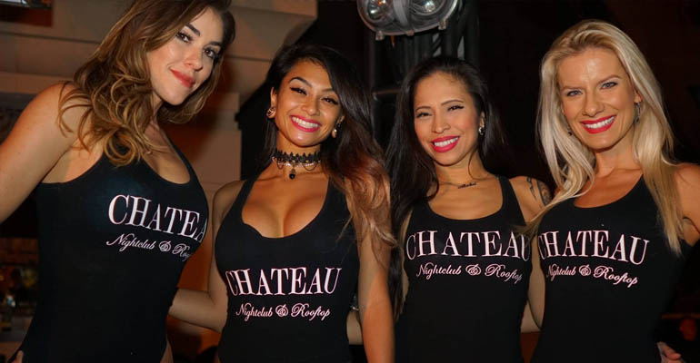 Chateau Hip Hop Club Vegas
