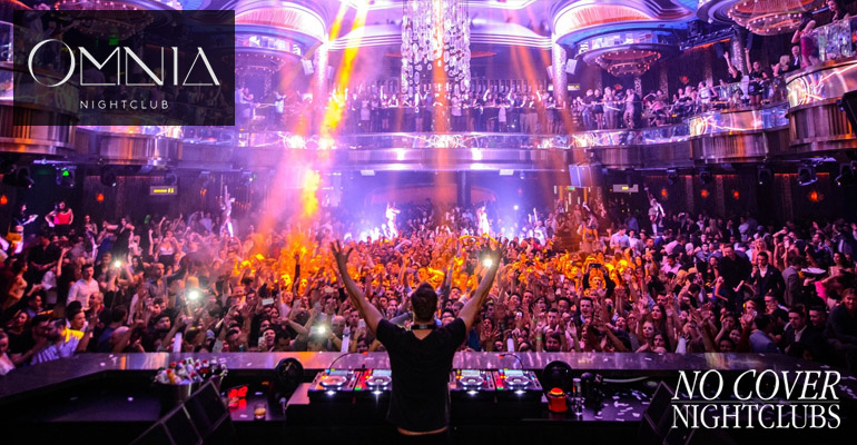 Omnia Nightclub Guest List