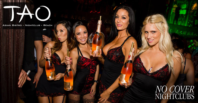 Tao Nightclub Waitresses