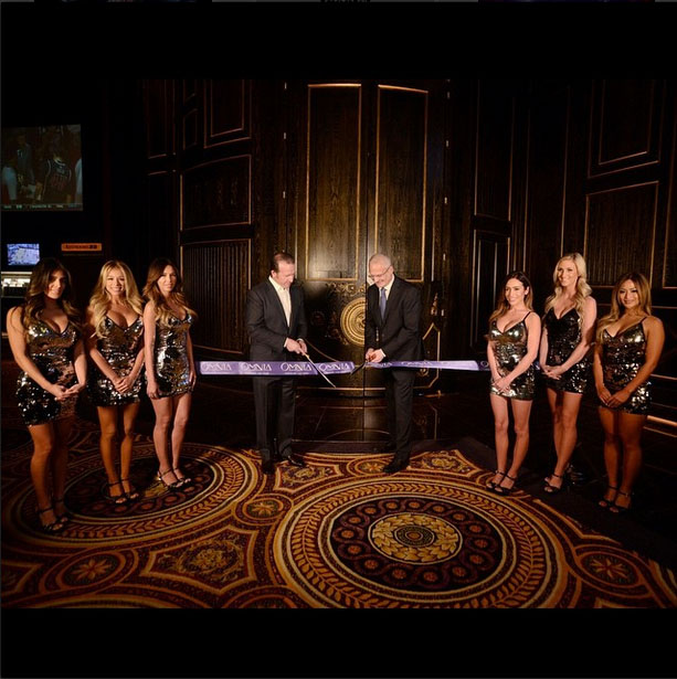Omnia Ribbon Cutting