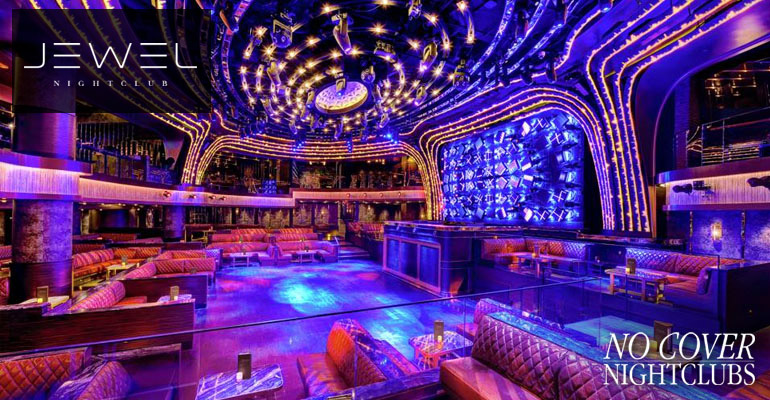 Jewel Nightclub Las Vegas