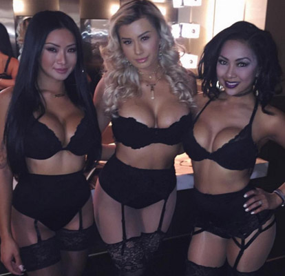 Bank Nightclub Waitresses