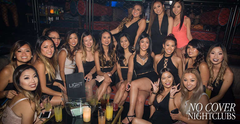 Las Vegas Groups of Women