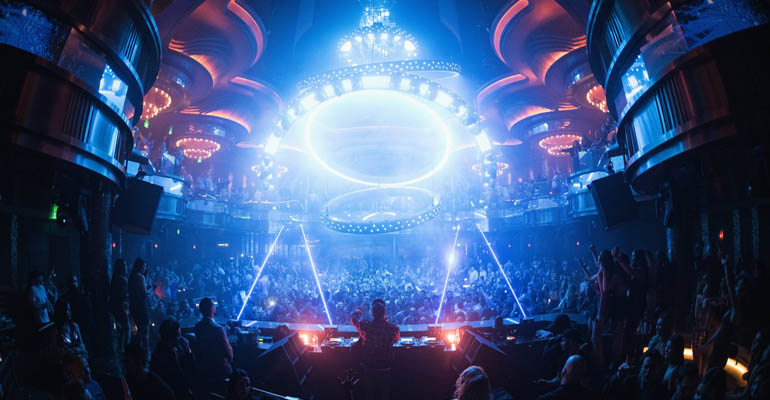 Vegas Edm Calendar.1 Clubs In Las Vegas That Play Edm Music 2019