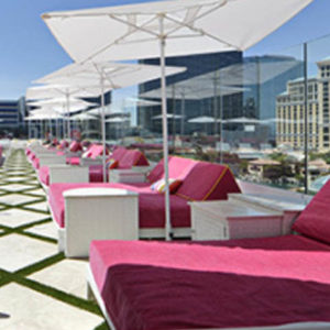 Drais Beach Club Daybed Bottle