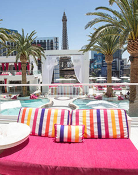 Drais Beach Club Grand Cabana Bottle