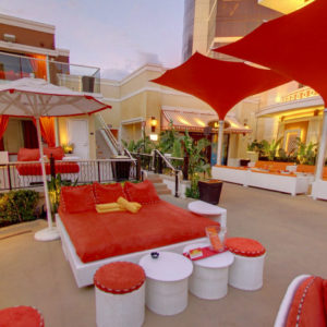 Encore Beach Club Daybed Bottle