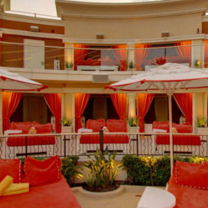 Encore Beach Club Lower Cabana Bottle