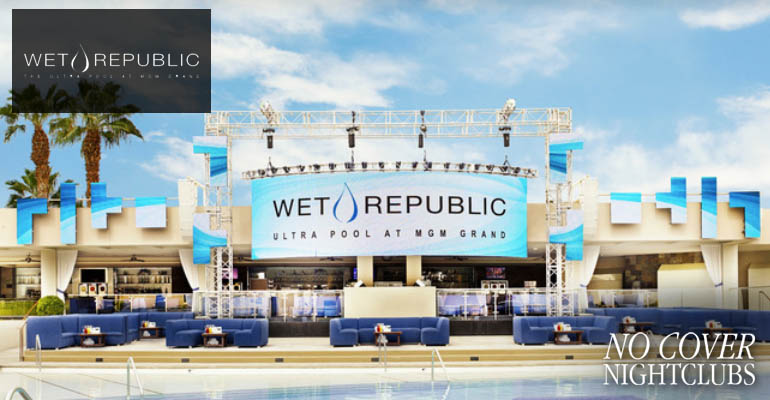 Wet Republic Las Vegas Pool