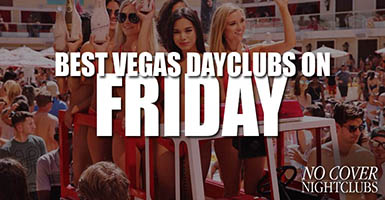 Best Las Vegas Pool Parties Friday