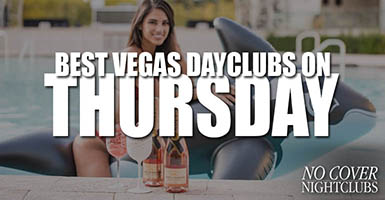 Best Las Vegas Pool Parties Thursday