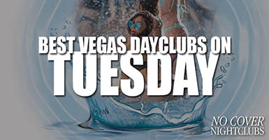 Best Las Vegas Pool Parties Tuesday