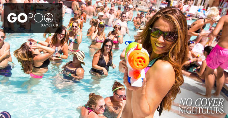 Flamingo Go Pool Dayclub