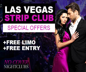 Las Vegas Strip Club Offers